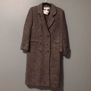 Bert Newman Marshall Fields coat size 2P